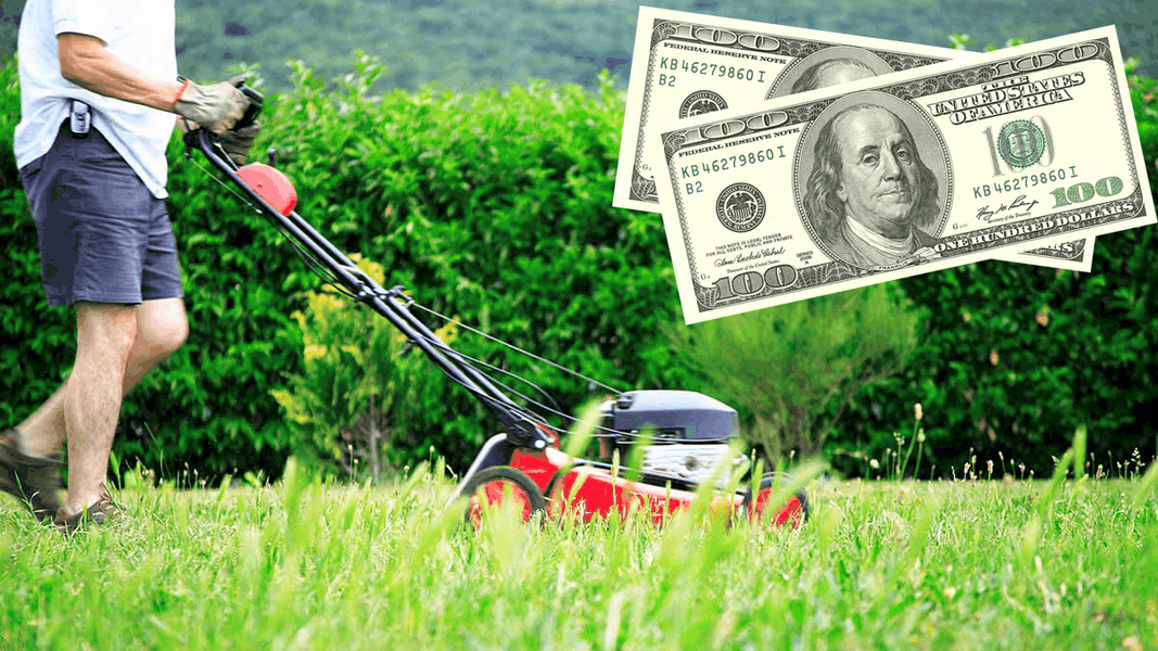 Lawnmower prices