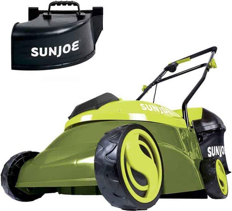 Sun Joe MJ401C-PRO 14-Inch 28-Volt Cordless Push Lawn Mower Review