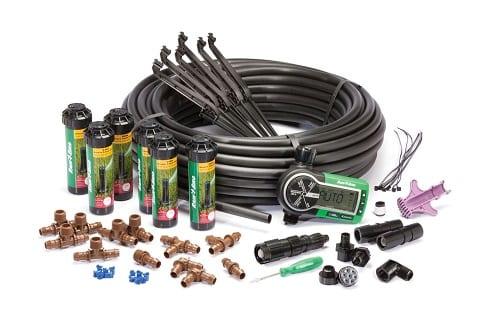 In-Ground Automatic Sprinkler System Kit
