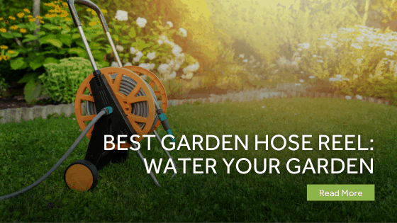 Best Garden Hose Reel Water Your Garden